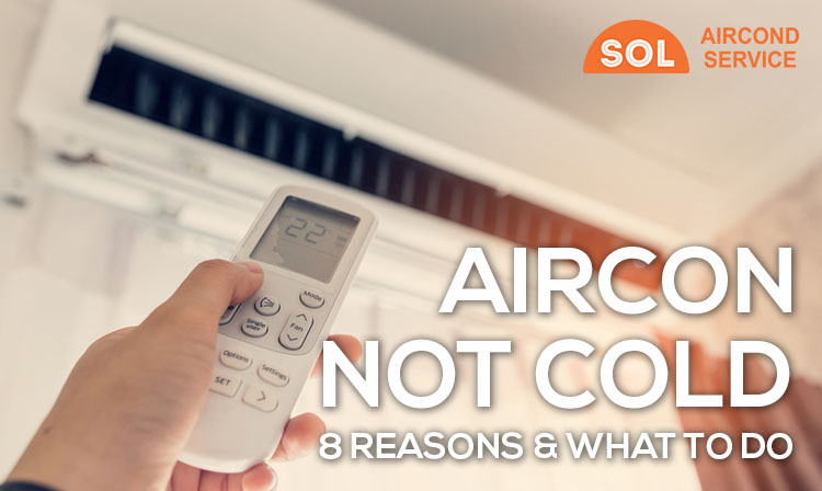 aircon not cold