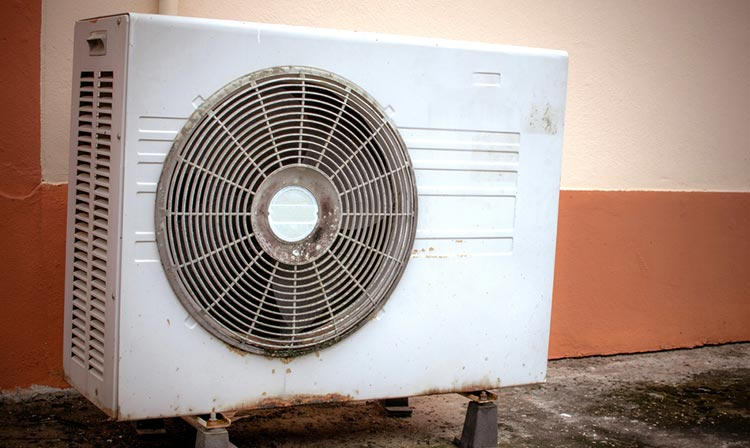 old-air-conditioner-is-prone-to-overheating